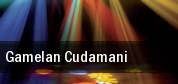 Gamelan Cudamani UC Riverside Fine Arts tickets