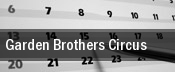 Garden Brothers Circus tickets