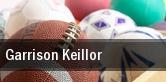 Garrison Keillor Huntsville tickets