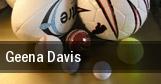 Geena Davis tickets
