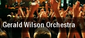 Gerald Wilson Orchestra Los Angeles tickets