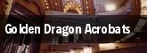 Golden Dragon Acrobats Paramount Theatre tickets