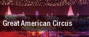 Great American Circus tickets
