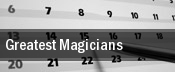 Greatest Magicians tickets
