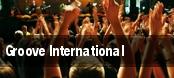 Groove International tickets