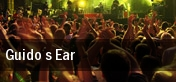 Guido s Ear Milwaukee tickets