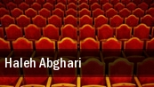 Haleh Abghari tickets