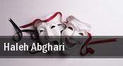 Haleh Abghari Montalvo tickets
