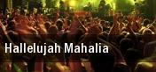 Hallelujah Mahalia Philadelphia tickets