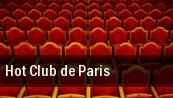Hot Club de Paris Glasgow tickets