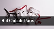 Hot Club de Paris Liverpool tickets