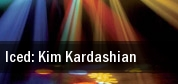 Iced: Kim Kardashian tickets