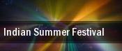 Indian Summer Festival tickets