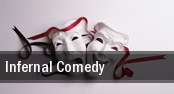 Infernal Comedy Zellerbach Auditorium tickets