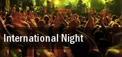 International Night Portland tickets