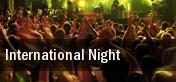 International Night Portland tickets