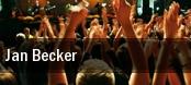 Jan Becker Zurich tickets