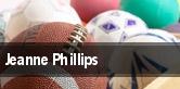 Jeanne Phillips tickets