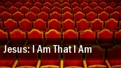 Jesus: I Am That I Am Auditorium Theatre tickets