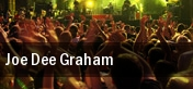 Joe Dee Graham Pittsburgh tickets