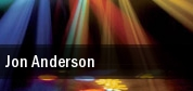 Jon Anderson Washington tickets