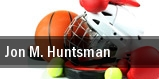 Jon M. Huntsman tickets