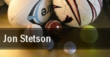 Jon Stetson tickets