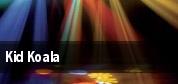 Kid Koala Revolution Hall tickets