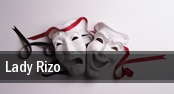 Lady Rizo New York tickets