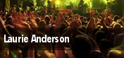 Laurie Anderson Bass Concert Hall tickets