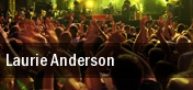 Laurie Anderson Berkeley tickets
