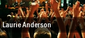 Laurie Anderson Burlington tickets
