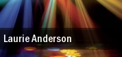 Laurie Anderson Providence tickets