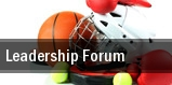 Leadership Forum tickets