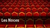 Les Noces tickets