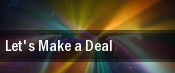Let's Make A Deal tickets
