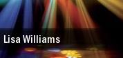 Lisa Williams Van Wezel Performing Arts Hall tickets