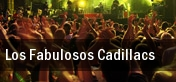 Los Fabulosos Cadillacs New York tickets