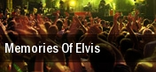 Memories Of Elvis The Hanover Theatre for the Performing Arts tickets