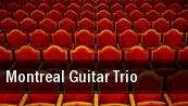 Montreal Guitar Trio Ames tickets
