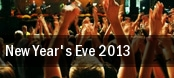 New Year's Eve 2013 Trump Taj Mahal tickets