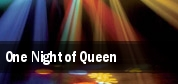 One Night of Queen Kalamazoo tickets