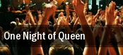 One Night of Queen Lynn Memorial Auditorium tickets