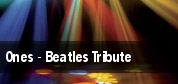 Ones - Beatles Tribute tickets