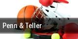 Penn & Teller Proctors Theatre tickets