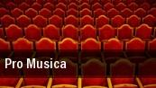 Pro Musica Orpheum Theatre tickets