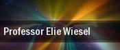 Professor Elie Wiesel tickets