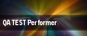 QA TEST Performer Webster Theater tickets