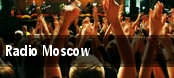 Radio Moscow Cleveland tickets