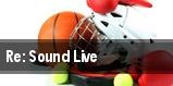 Re: Sound Live tickets